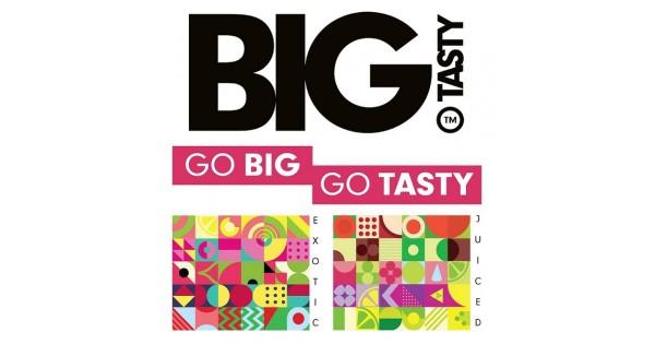 Big Tasty 20/120ml